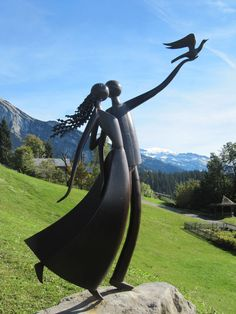 Idylle à Samoëns, Haute-Savoie (74)