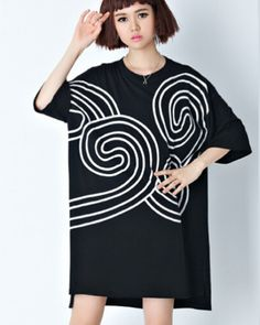 fbe226292b5ae 20 Best Top 10 t shirt dress for lady 2017 images   T shirt dresses ...