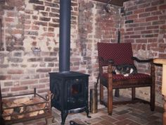 Country Kiln 1 Wood Burning Stoves, Multi Fuel Stoves