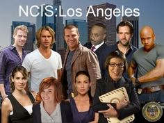 NCIS Los Angeles. A completely different vibe from the original NCIS, but really good. Love Hettie Lange! Ncis Los, It Cast, Los Angeles