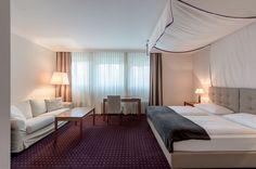 Wolf-Dietrich Altstadthotel & Residenz, Salzburg, Superior Double Room, Guestroom