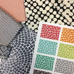 The Echo New York Ibiza indoor/outdoor fabric collection for Kravet ...