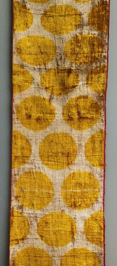 Ikat fabric, Fabrics and Dallas on Pinterest