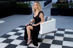 Jennifer Lawrence for the LA times