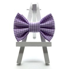 Orchard Gingham Hair Bow