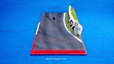 Diorama Le Mans Mulsanne Corner #slot #diorama #132scale #base  #scalextric #ninco #carrera #slotit #diecast #hotwheels #resin #forsale #miniature #art #airbrush #modelism #hobby #modelismo #rally #artisan #lemans #corner #curva #mulsanne #clasic #kit #diy #wec #wrc #lemans24h Le Mans, Diorama Ideas, S Mo, Airbrush, Carrera, Rally, Hot Wheels, Diecast, Scale