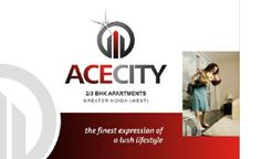Ace City is a residential project, which gives 2,3 BHK apartments at Greater Noida West (Noida Extension) which is the laps of Noida. The upsides of getting property here are that it is closer to Express Highway, close to Delhi, metro availability, more extensive streets, suitable underground cabling, superb seepage framework, presumed Institutional territory and magnificent network from South and East Delhi.