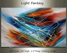 King Size Pure Hand painted High Quality Abstract Wall Art Oil