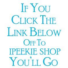 www.ipeekie.com Leanne Jane Whelan Artist Portfolio Artist Portfolio, Typography, Sayings, Check, Shopping, Design, Letterpress, Letterpress Printing, Lyrics
