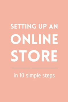Selling your artwork or digital goods is a great way to earn passive income. Here's quick guide for setting up an online shop.