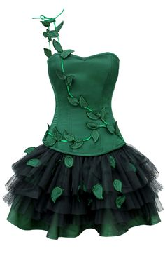 Poison Ivy Halloween Outfit | eBay