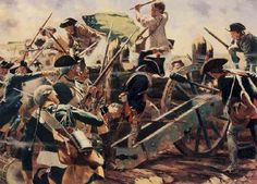 American Revolution - The Battle of Bennington