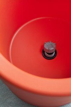 Otium drainage Flower Pots, Design, Flower Vases, Plant Pots, Planters