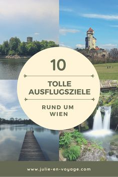 10 great destinations around Vienna – Tips for the weekend You're on the safe side … - Pinci. Travel Around The World, Around The Worlds, Reisen In Europa, Europe Destinations, Travel Europe, Day Trip, Vienna, Adventure Time, Austria