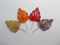 МК - Листья (листики, лепестки)