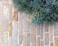 Eco Outdoor porphyry Filetti close up. Eco Outdoor | Michael Cooke Garden Design…