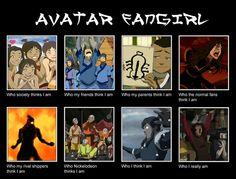 Avatar Fangirl - avatar-the-legend-of-korra Photo