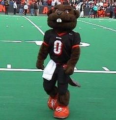 Oregon State -- Benny Beaver