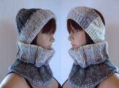 Beanie, Hats, Style, Fashion, Winter Hats, Headband Bun, Men And Women, Knitting And Crocheting, Moda