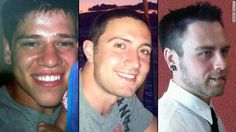 Jon Blunk, Alex Teves and Matt McQuinn,were killed in the Aurora shooting as they used their bodies to shield their girlfriends.In an age when traditional manhood has been increasingly relegated to fiction -- capes, masks and green screens -- these three men stand as real-life heroes.
