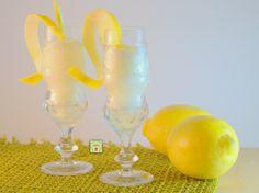 Sorbetto al limone, ricetta senza gelatiera