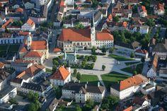 Altötting - town where I was born.