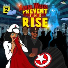 "DEF!NITION OF FRESH : Akbar Walks - Prevent The Rise...Detroit emcee Akbar Walks sends his album ""Prevent The Rise"", Executive produced by Darrick Akbar Muhammad of One Look Recordings, Mixed/Master by Rashaad Robinson of The Zoo Music Group."