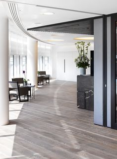 Flooring for offices to create more value.