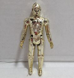 (TAS012658) - Star Wars - C3PO Action Figure