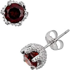 eed8a0d85 Heart Black Silver Earrings, Studs Earrings, Earrings Heart Post ...