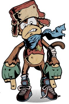 my favorite nintendo character, from my favorite game Diddy Kong Nintendo Characters, Fictional Characters, Diddy Kong, Donkey Kong Country, Devilman Crybaby, Cry Baby, Animal Crossing, Monkey, Cool Pictures