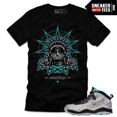 539fdf44646e1a Online Shopping for streetwear clothing including sneaker tees to match  retro jordans and Lady Liberty jordans. Graphic t shirts
