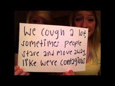 Cystic Fibrosis inspirational video