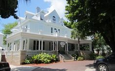 William Curry, Florida's first millionaire, built his Key West home in 1869. It is owned by Edith Amsterdam and is now a bed and breakfast inn. Curry Mansion Inn.
