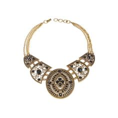 Amrita Singh Napeague Necklace ($250) ❤ liked on Polyvore