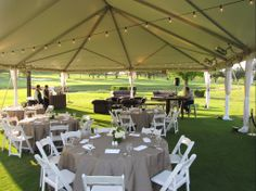 2014 @Four Seasons Resort and Club Dallas at Las Colinas Golf School on the Event Lawn     BRB Events