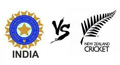 India vs Newzeland Test Series