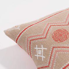 Coussin en coton 30 x 50 cm ELIA | Maisons du Monde