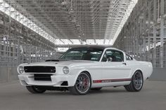 """'65 Ford Mustang Fastback """"Blizzard"""" :: Ringbrothers"""