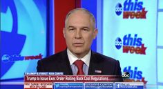 """Four-and-a-half false statements EPA head Scott Pruitt made in just one interview 