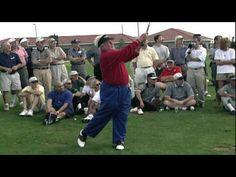 1994 Moe Norman Single Plane golf swing demo - Interview - (Part 2 of 2) - YouTube