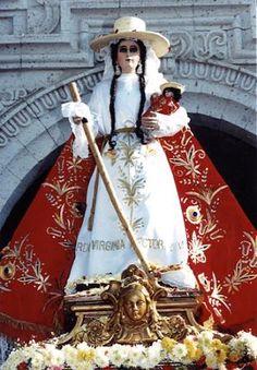 Virgen de Chapi  - Perú