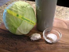 Martha Stewart Roasted Cabbage