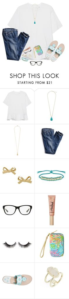 """""""Life Is Tough, But Hey, So Are You ;)"""" by bowbeauty01 ❤ liked on Polyvore featuring Victoria, Victoria Beckham, Kendra Scott, Vanities, Victoria's Secret, Kate Spade, Theodora Warre, Ralph Lauren, Lilly Pulitzer and Jack Rogers"""