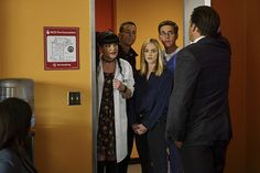 """""""Is it true? Can we see her?""""  Abby, McGee, Bishop & Jimmy. #NCIS on Twitter"""