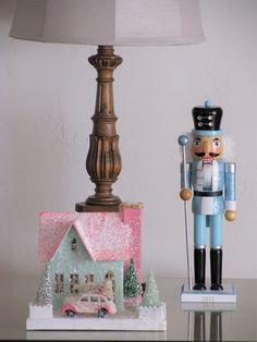 Christmas Holiday Nutcracker Christmas Home, Christmas Holidays, Candle Holders, Candles, Flowers, Christmas Vacation, Porta Velas, Candy, Candle Sticks