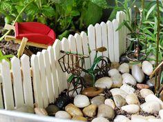 love love the mini bicycle!!!