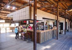 Architecture out of cardboard boxes. The Apple Shed – Cumulus Studio Project summary This project involved the conversion of an existing apple packing shed in the Huon Valley (built in 1942 and converted to an apple museum in th…