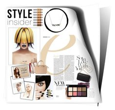 """Polyvore style insider"" by marionmeyer ❤ liked on Polyvore featuring Michael Kors, Clare V., contestentry and styleinsider"