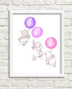 #nursery #illustration #art #print https://www.etsy.com/uk/listing/252300158/nursery-art-print-elephant-illustration?ref=shop_home_active_1